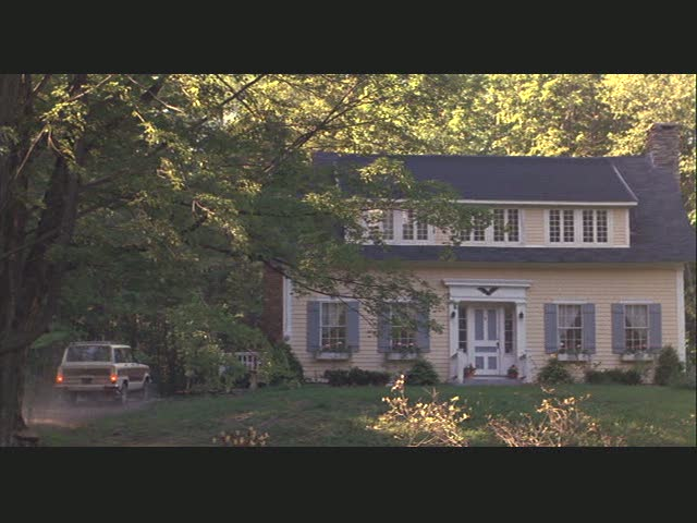 "The house from maybe my mom and my favorite movie, ""Baby Boom""."