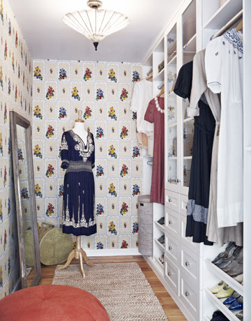 Master closet. I mean... what more do I need to say?