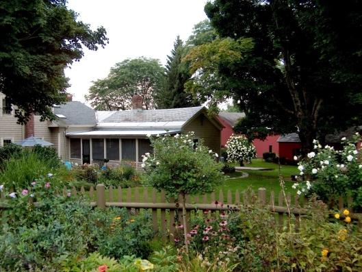Schuyler Pond Yard