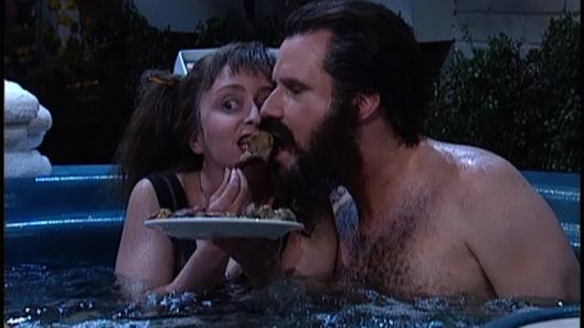 Hot tub Ferrell