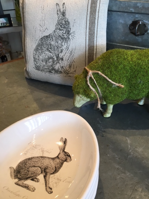 These bunny dishes are so sweet for your Easter table and beyond. And the sheep? Don't even get us started. ($12-$24)